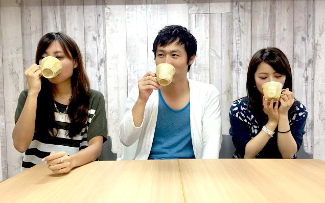 ドリップコーヒー飲み比べ。違いが分かるメンバーは誰だ!?