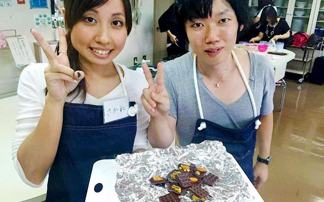 カカオ豆からチョコレートを作るワークショップに行ってみた!