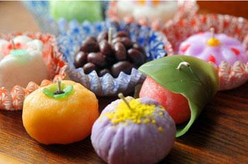 和菓子キャンドルはおもわず食べてしまいそうな可愛さ!