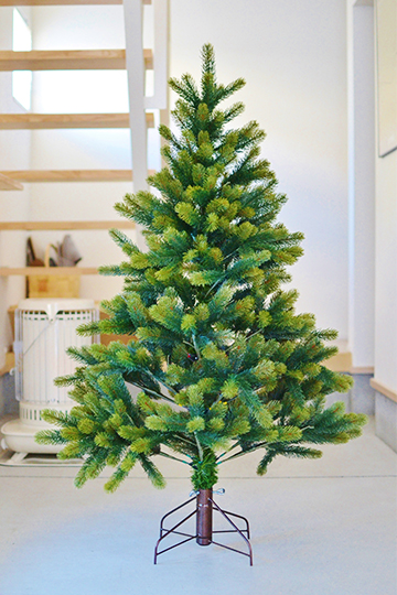 クリスマスツリー (120cm)