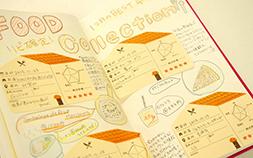 お気に入りのノートで「自分オリジナル」の手帳をつくってみた