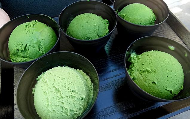 「世界で一番濃い抹茶アイス」を体験してみた