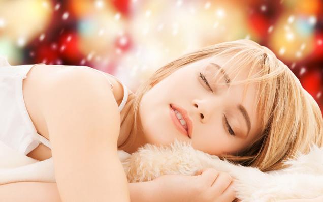 睡眠不足は女性をブスにする。話題の「ぐっすり家電」で健康美活をはじめましょう