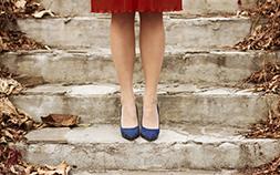 パンプスを履くと靴下が脱げる!長年の悩みを解決する優秀ソックス5選