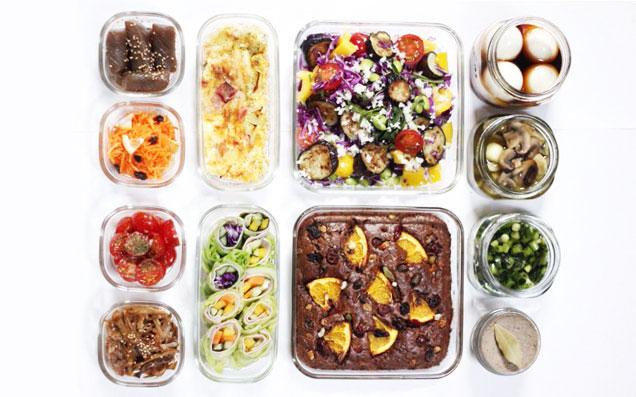 今話題の常備菜 気分の上がるガラス容器で暮らしに彩りを