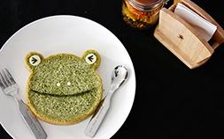 今流行りの「キャラパン」で、親子で楽しい朝食を