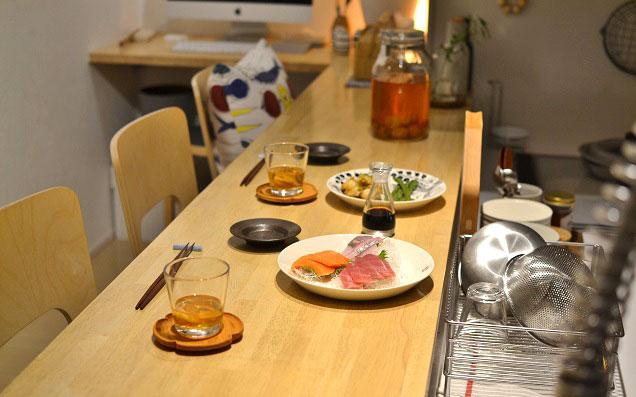 世界一美しい醤油差しでおしゃれな食卓