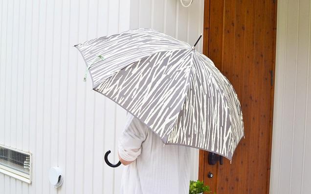 雨の日が待ち遠しくなる!デンマーク生まれの美しい傘