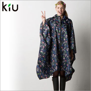 KIU kiu レインコート ポンチョ(価格:〜4,644円)