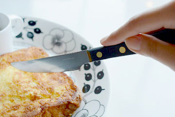 Provencal Black / ステーキナイフ