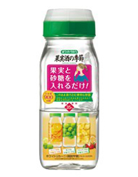 宝焼酎35度ホワイトタカラ「果実酒の季節」