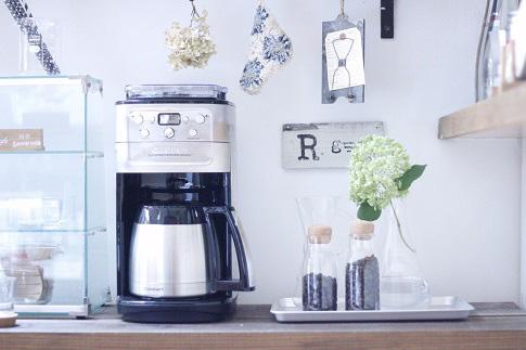 Cuisinart コーヒーメーカー