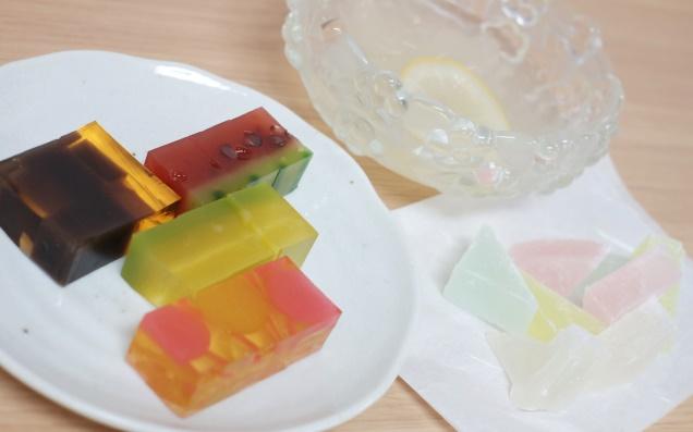 夏のおやつにピッタリ!涼やかでかわいい、お取り寄せ和菓子はいかが?