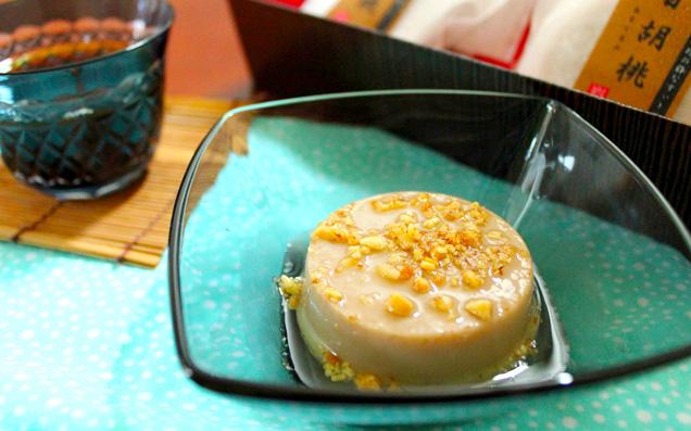 夏の「はんなり」スイーツがもたらす至福のひととき 京都から「甘胡桃」をお取り寄せ