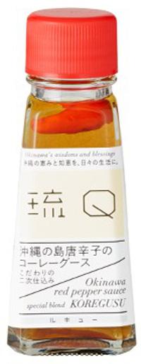 コーレーグース 「沖縄の島唐辛子のコーレーグース」