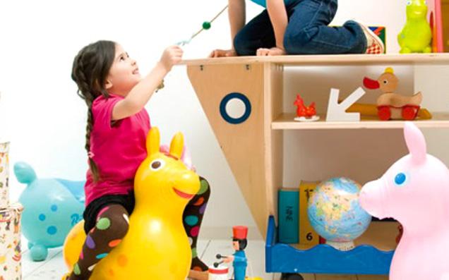 """子どもの玩具に大活躍!イタリア生まれの""""ロディ""""で遊びの時間を楽しく"""