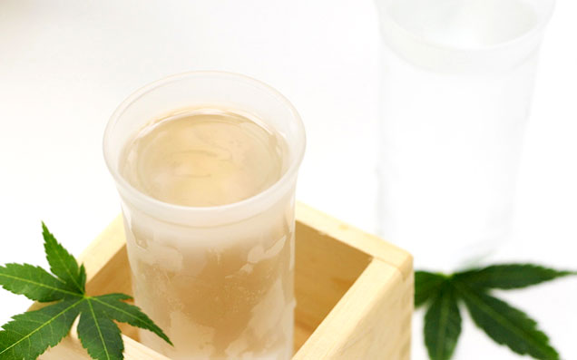 こんなオシャレな日本酒見たことない!美活にもうれしいお酒のおはなし