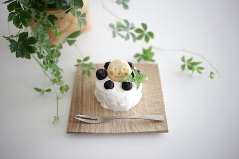 ホイップクリームも「豆乳生クリーム」を使っています。