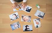 「フォトブック」を使った子どもの写真整理
