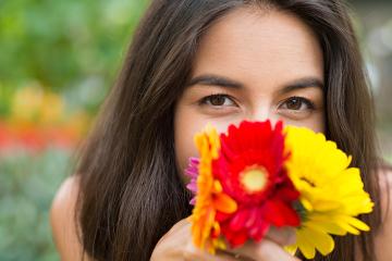 友人に贈りたいお花と花言葉