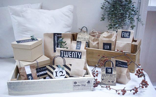 クリスマスを何倍も楽しみたい!今年はアドベントカレンダーを手作りしませんか?