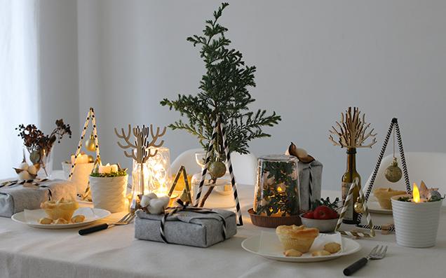 クリスマスの飾りも身近な材料で♪100均グッズで簡単に作れるアイデア4つ