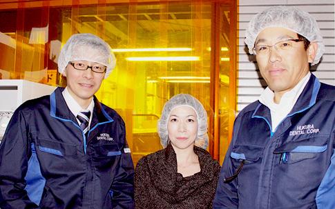 左から 松田さん・鈴木さん・栗原さん