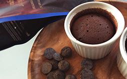 おいしさの決め手はカカオ含有率にあり!世界最大のチョコレートメーカー「カカオバリー」を使った「スフレ」の作り方