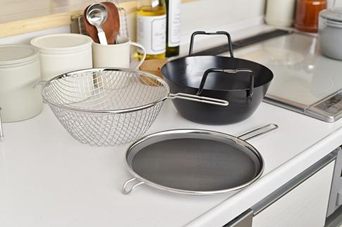 ラバーゼ 鉄揚げ鍋