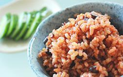 面倒な下ごしらえ不要、しかもおいしい!ネオ玄米で作る酵素玄米