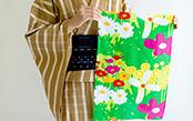 日本の伝統再発見!ポップでキュートな「手ぬぐい」を使いこなして、目指すは和美人