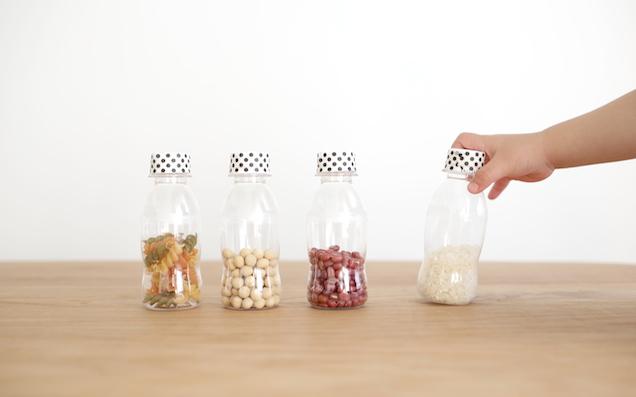 ペットボトルで作る、手作りマラカスの話