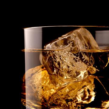 ウィスキーやブランデー