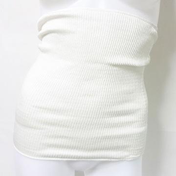 けんぼうシルク(絹紡糸)の腹巻
