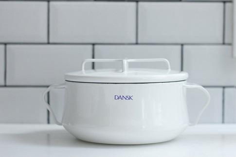 DANSK コベンスタイル2 両手鍋 18㎝