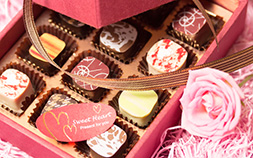 バレンタイン大作戦♡おすすめのチョコレートはコレだ!