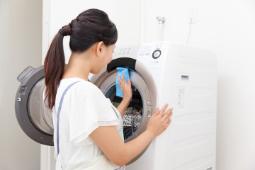 洗濯機で丸洗いするパターン