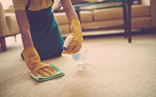 カーペットの洗濯、どうしてる?「洗いにくい」を撃退するポイント