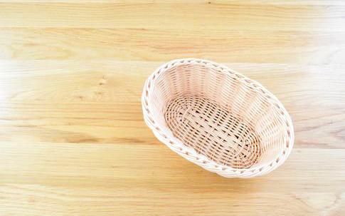 洗えるパンバスケット