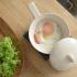 忙しい朝にぴったり!たった1分でおいしい朝食が作れちゃう、おしゃれなエッグベーカー