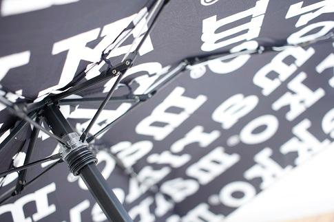 マリメッココンパクト折り畳み傘