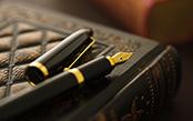 上品な見た目が心くすぐる 味わい深い文房具・万年筆の魅力