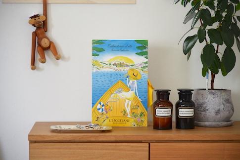 ロクシタン サマーヴァカンスカレンダー