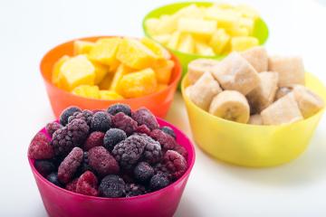 氷×フルーツ