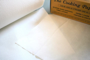 The Cooking Paper