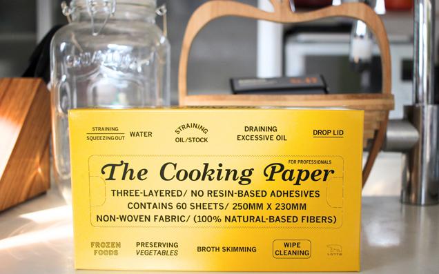 納得のクオリティ! 不織布でできたキッチンペーパーで調理がもっと楽しくなる