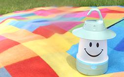 ピクニックにキャンプに花火にお役立ち! かわいいマットとランタンを持っておでかけしましょう