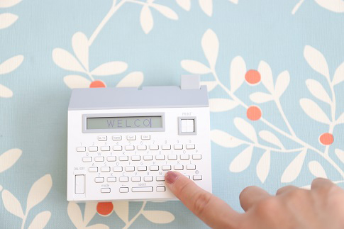 テーププリンター こはる