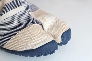 足袋型スニーカー たびりら