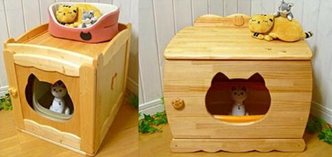 猫トイレボックス